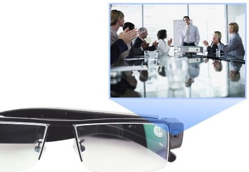 Toughtsty Smart Spy Eyewear