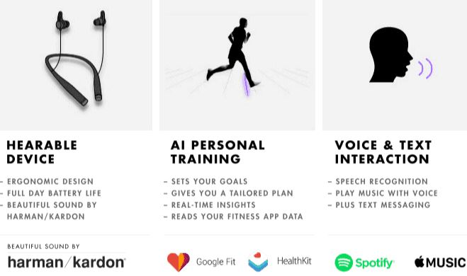 Vi Artificial Intelligence Personal Trainer
