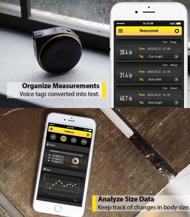 Bagel Smart Tape Measure Review - Nerd Techy