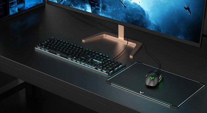 gaming mouse mat