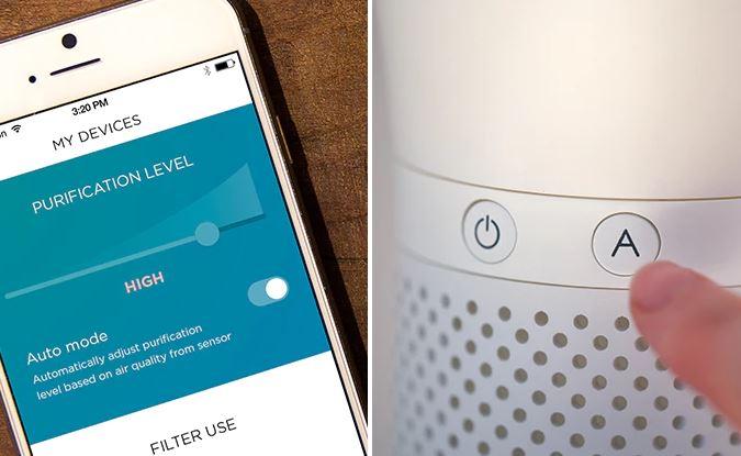 Wynd Smart Air Purifier