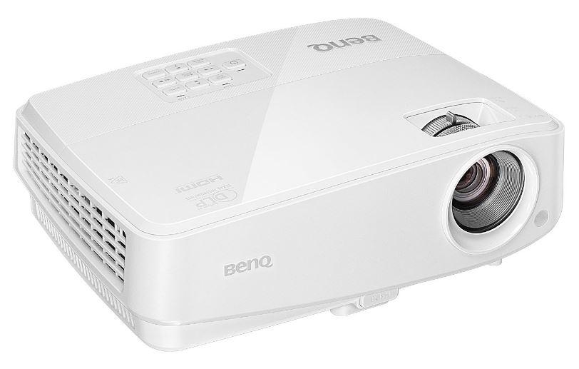 BenQ MW529E back input