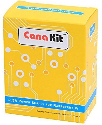 CanaKit Raspberry Pi 3 Power Supply