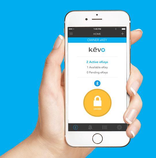 Kevo 2 App