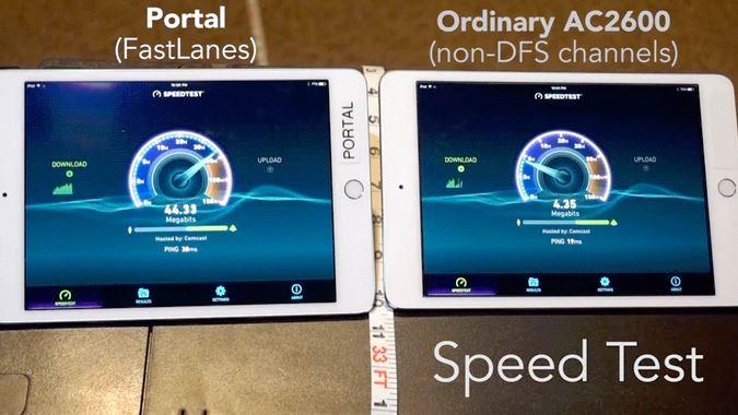 Portal Turbocharged WiFi