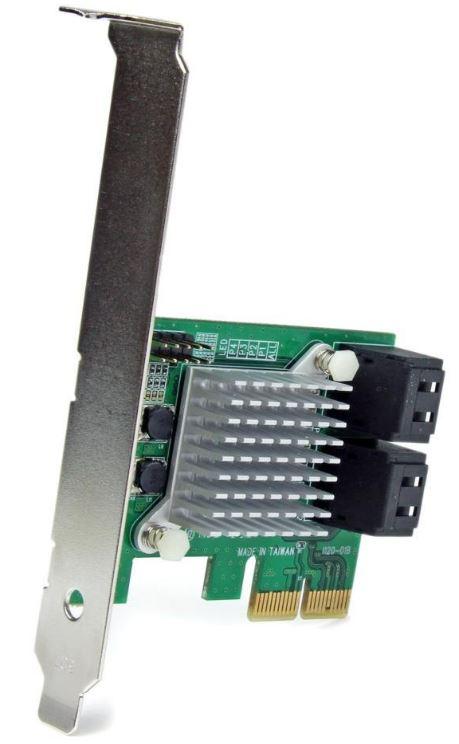 StarTech 4 Port PCIe RAID Controller Card