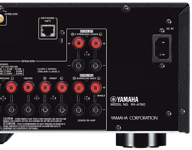 Yamaha Rx A Bl