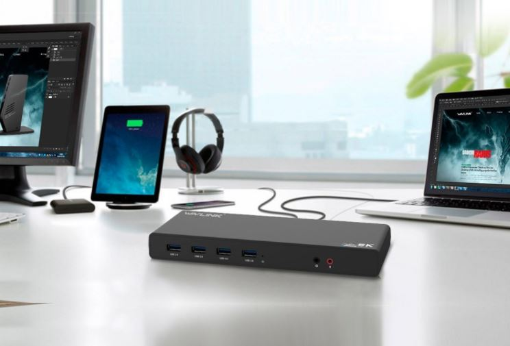 usb c docking station