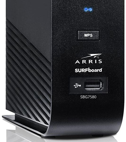 ARRIS SURFboard SBG7580-AC