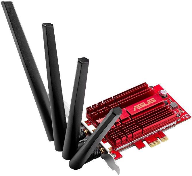 Asus PCE-AC88 Compatibility
