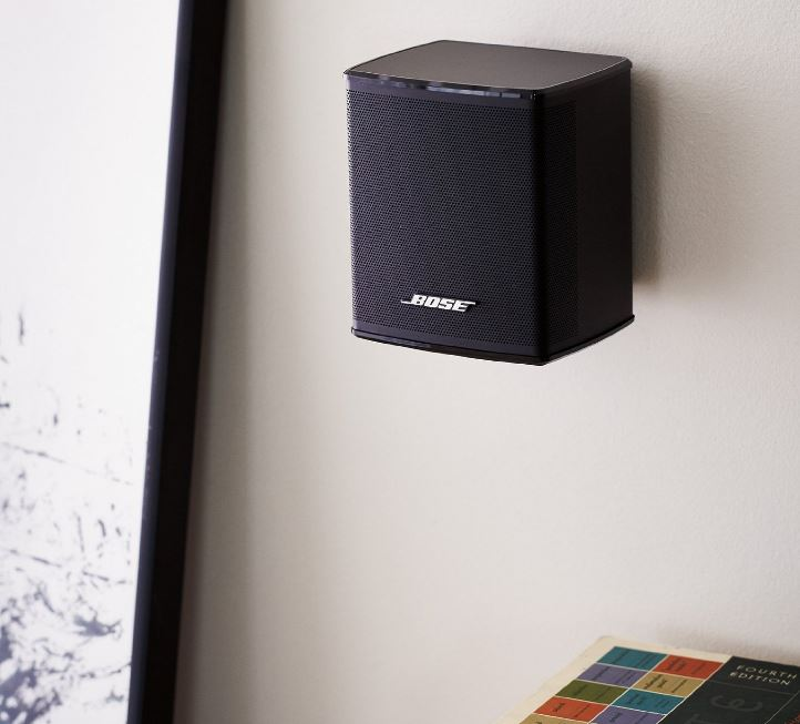 Bose Virtually Invisible 300 Wireless Surround Speakers Review