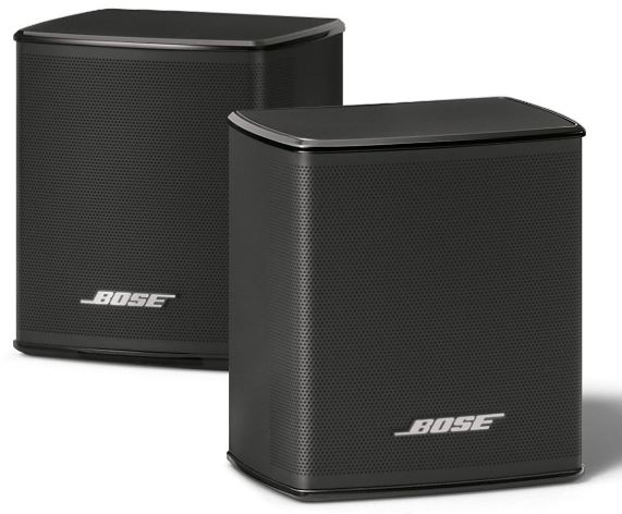 bose virtually invisible 300 wireless surround speakers review. Black Bedroom Furniture Sets. Home Design Ideas