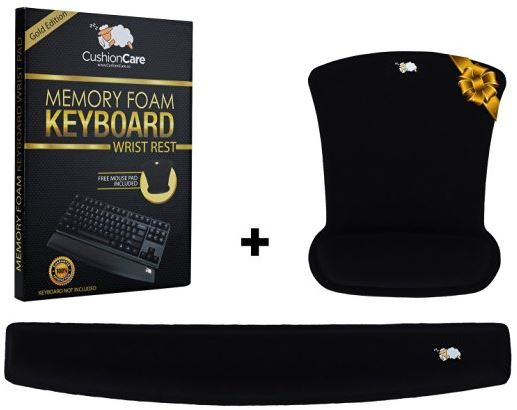 CushionCare Keyboard Wrist Pad