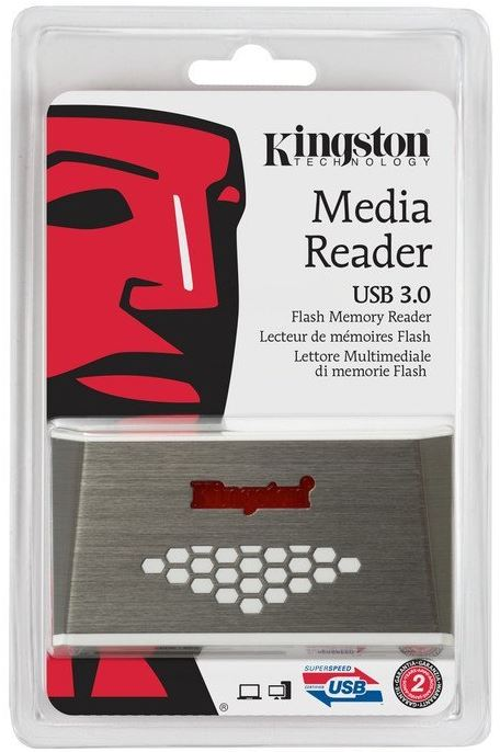 Kingston FCR-HS4