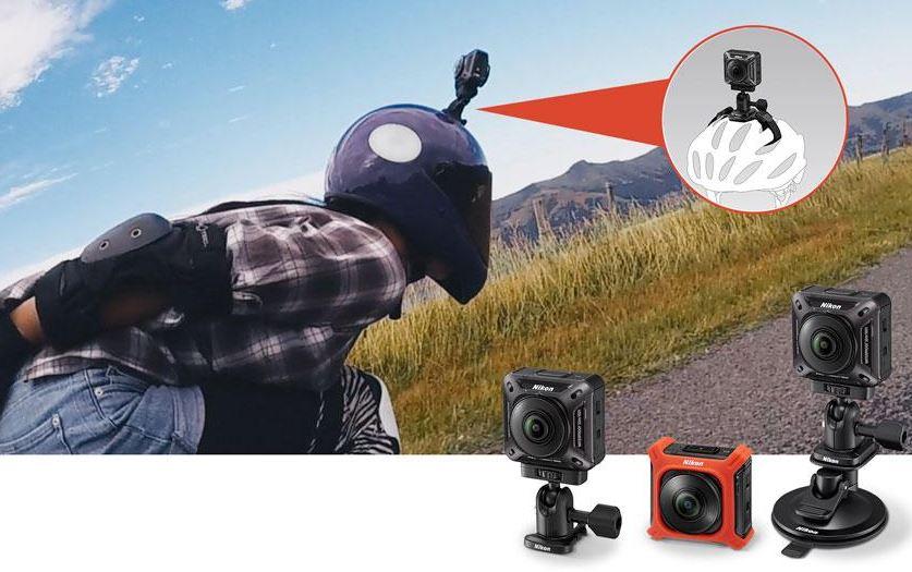 Nikon KeyMission 360 accessories