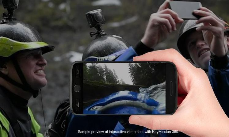 Nikon KeyMission 360 sample photo