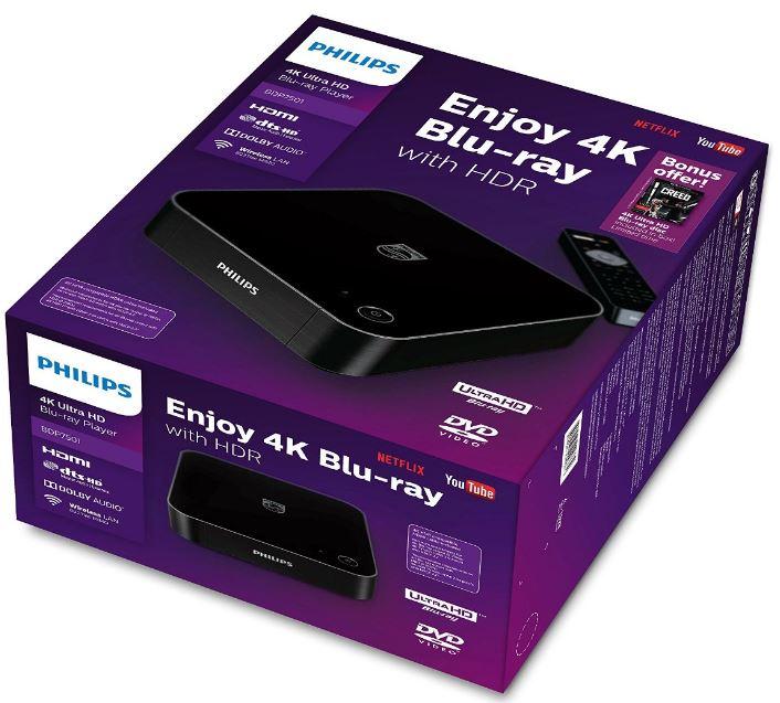 Philips BDP7501 box