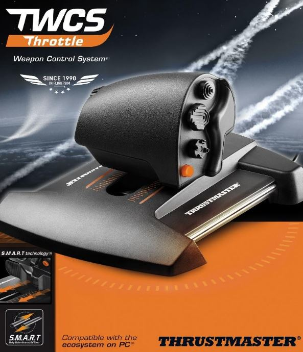 Thrustmaster VG TWCS Throttle Controller