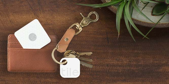 Tile Slim Review - The World's Thinnest Bluetooth Tracker ...