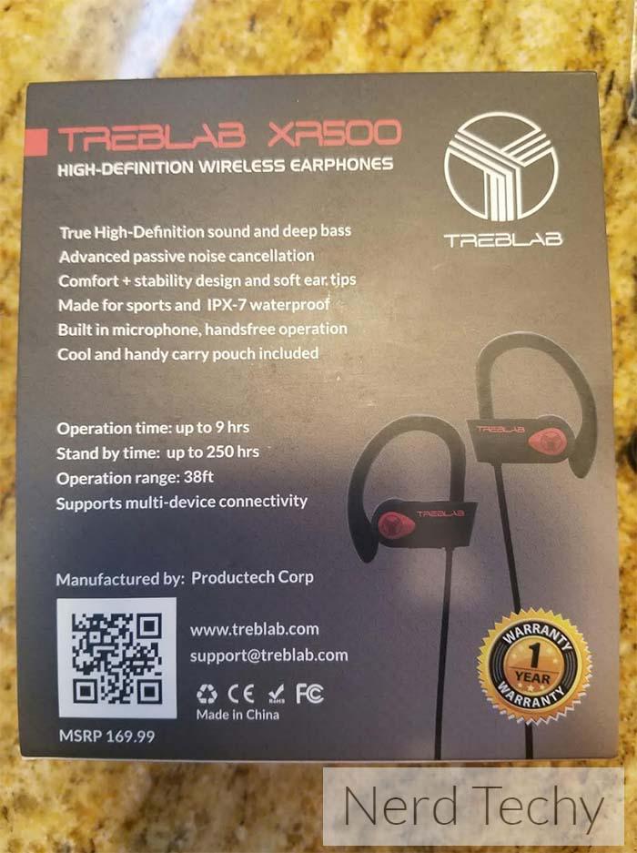 Treblab-XR500