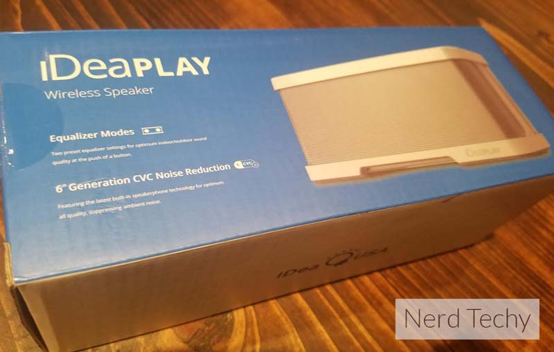 iDeaUSA W200 iDeaPlay