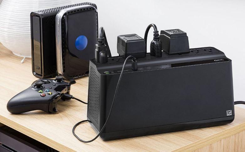 APC BEM600M1 Back-UPS