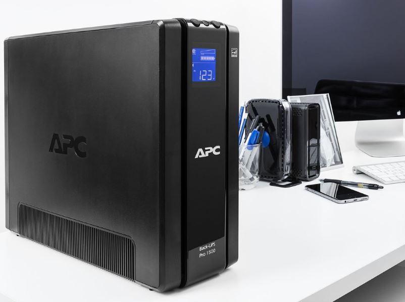 APC UPS Battery Back Up BR1500G