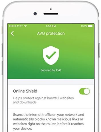 Amped-Wireless-ALLY security