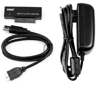 Anker USB to SATA Adapter