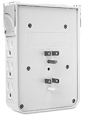 Best Wall Mounted Surge Protectors 2018 2019