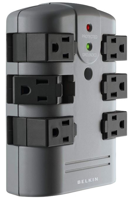 Guide to the Best Wall Mounted Surge Protectors for 2019