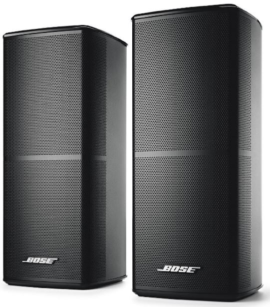 Bose Lifestyle 600 speakers