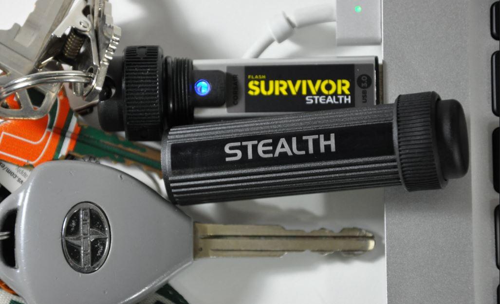 Corsair Flash Survivor Stealth