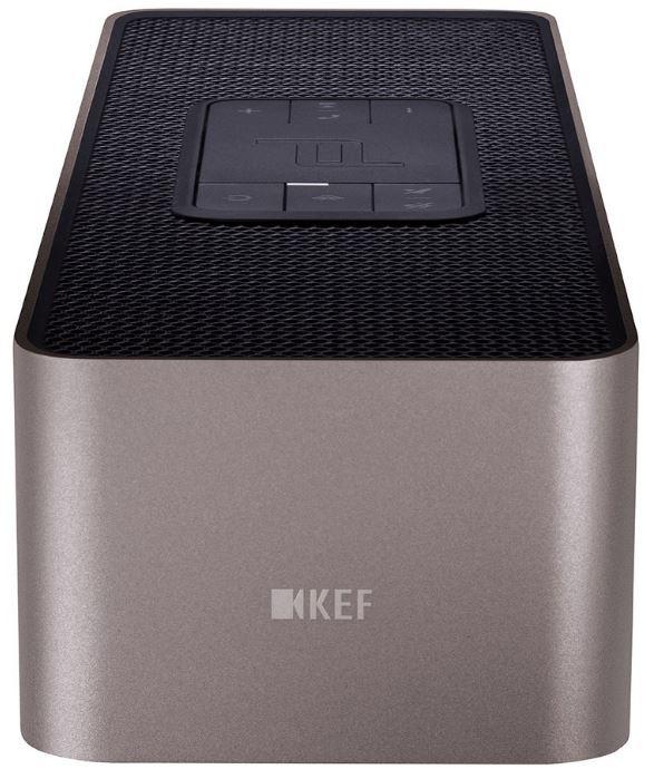 KEF Porsche Design GRAVITY ONE Bluetooth Speaker