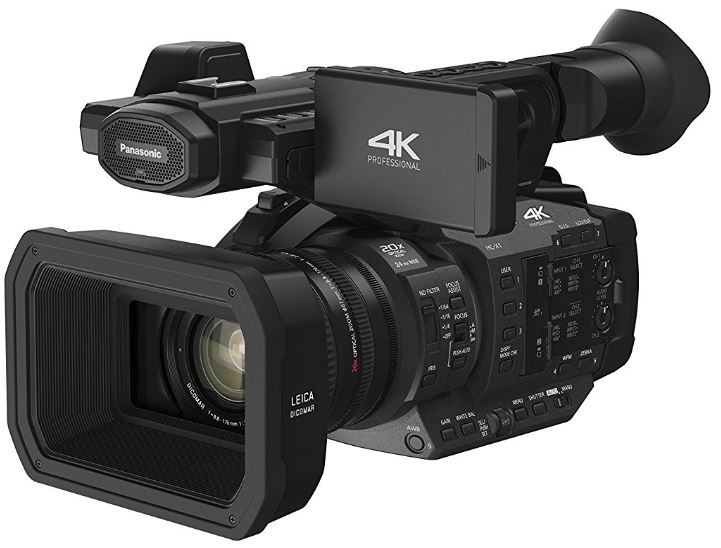 First Look Review of the Panasonic HC-X1 4K Professional