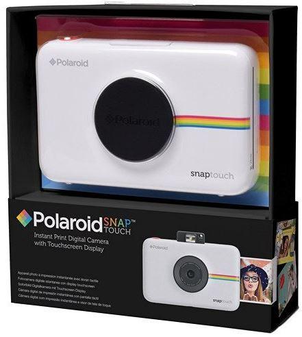 Polaroid Snap Touch box