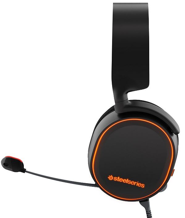 steelseries arctis 5 gaming headset review nerd techy. Black Bedroom Furniture Sets. Home Design Ideas