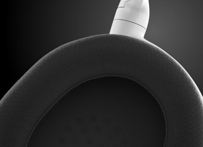 Arctis 7 Close Up Ear Pads