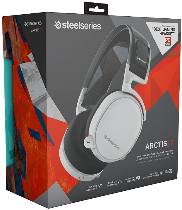 Kết quả hình ảnh cho SteelSeries Arctis 7 Review: The Complete Package