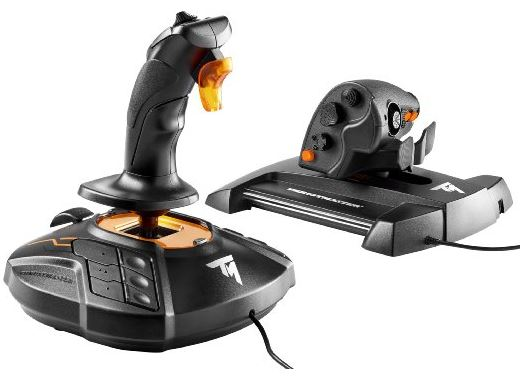 Thrustmaster VG T16000M FCS HOTAS Controller