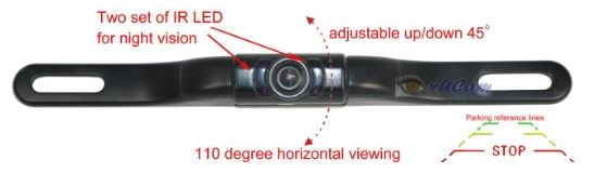 4UCAM WiFi Backup Camera