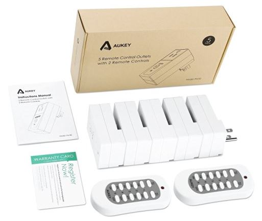 Aukey Remote Control Switch