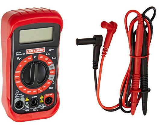 Craftsman 23-82141 Digital Multimeter