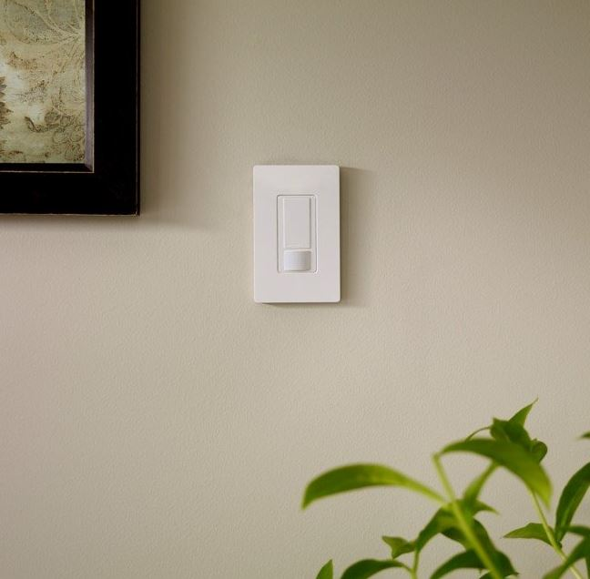 Lutron Maestro Motion Sensor Switch