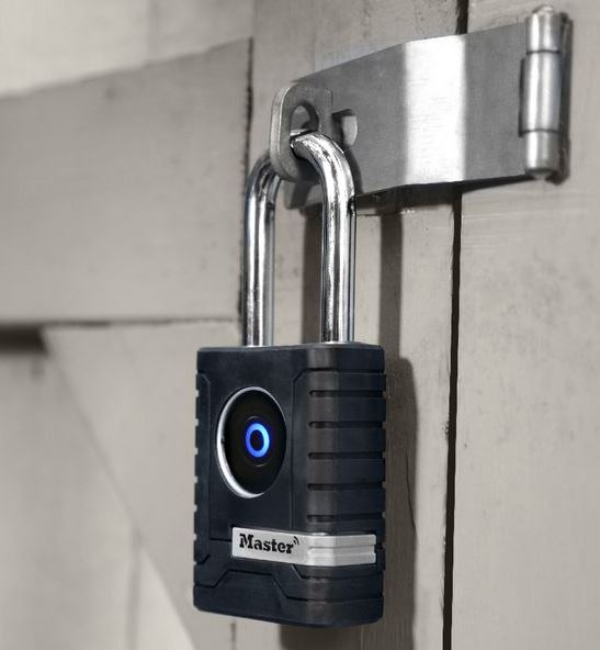 Master Lock Bluetooth Outdoor Padlock