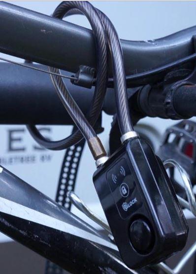 Nulock Keyless Bluetooth Lock
