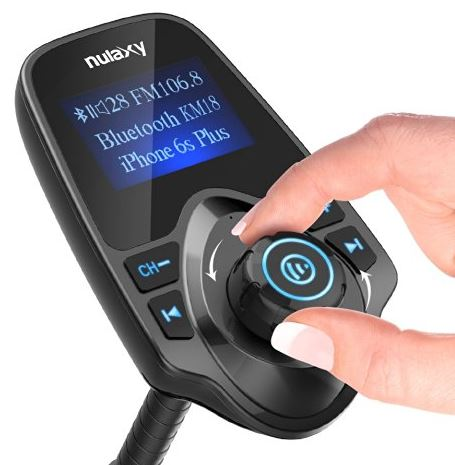 Best bluetooth fm transmitter