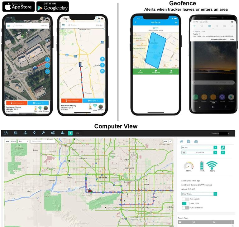 Reviews of the Best Real-Time GPS Trackers in 2019