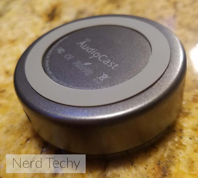 Riversong Audiocast Wireless Music Receiver Review - Nerd Techy