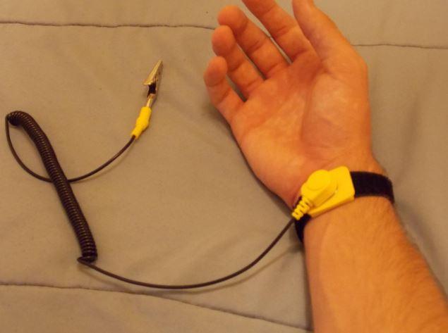 Rosewill ESD Anti-Static Wrist Strap